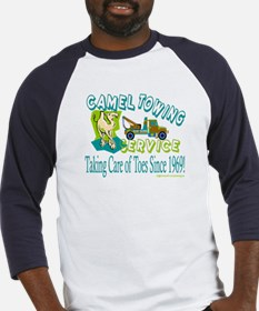 Camel Towing Baseball Jersey