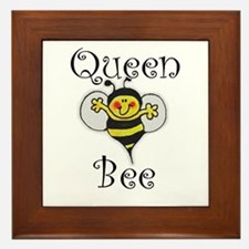 Queen Bee Framed Tile