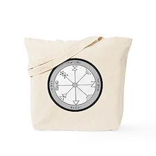 1st Pentacle of Jupiter Prosperity Tote Bag