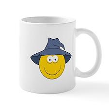 Witch Smiley Face Mug