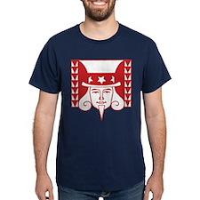 Uncle Sam Illustration T-Shirt