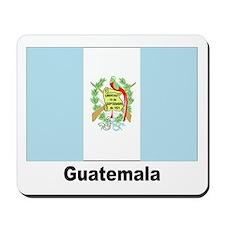 Guatemala Flag Mousepad