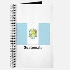 Guatemala Flag Journal