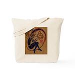 Celtic Whistle Tote Bag