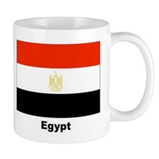 Egypt Egyptian Flag Mug