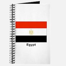 Egypt Egyptian Flag Journal