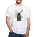 Windmill White T-Shirt