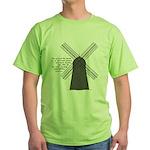 Windmill Green T-Shirt