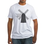 Windmill Fitted T-Shirt