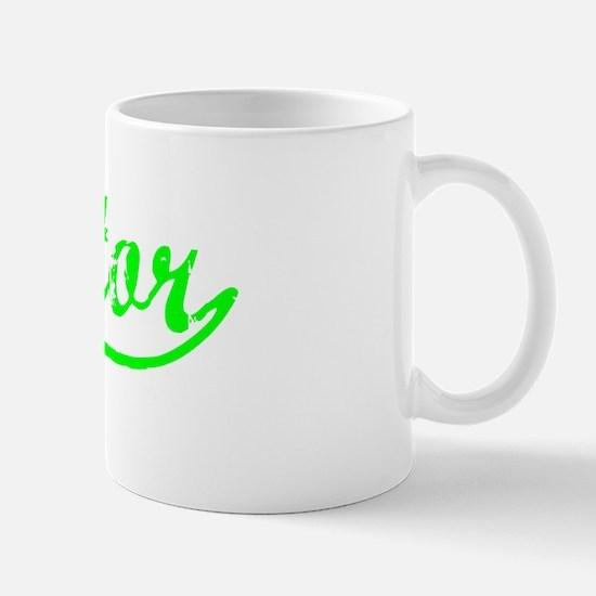 Vintage Mentor (Green) Mug