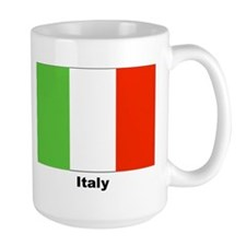 Italy Italian Flag Mug