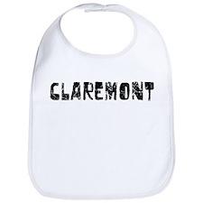 Claremont Faded (Black) Bib