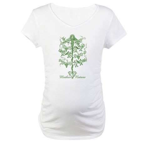 Mother Nature Maternity T-Shirt