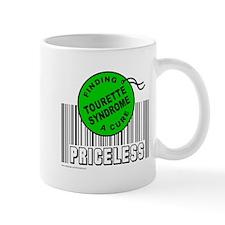 TOURETTE SYNDROME FINDING A CURE Mug