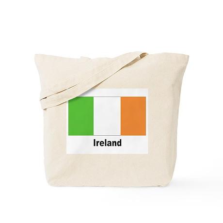 Ireland Irish Flag Tote Bag