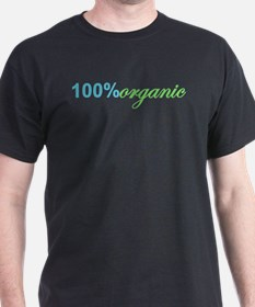 100 Percent Organic Earth Day T-Shirt