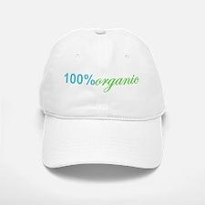 100 Percent Organic Earth Day Baseball Baseball Cap