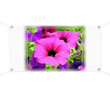 Growing flowers Banner