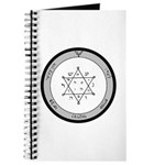 2nd Pentacle of Jupiter honor & riches Journal