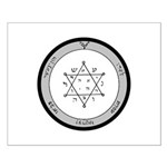 2nd Pentacle of Jupiter honor & riches Small Poste