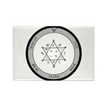 2nd Pentacle of Jupiter honor & riches Rectangle M