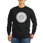 2nd Pentacle of Jupiter honor & riches Long Sleeve