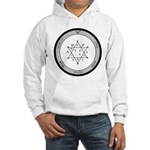 2nd Pentacle of Jupiter honor & riches Hooded Swea