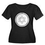 2nd Pentacle of Jupiter honor & riches Women's Plu