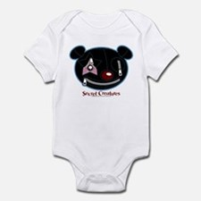 Teddy Gimp Bear Infant Creeper