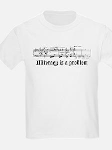 Sheet Music T-Shirt