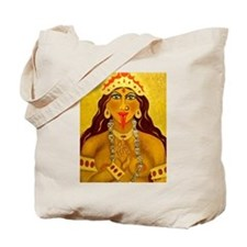 Kali Canvas Tote Bag
