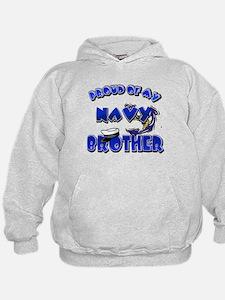 Proud of my Navy Dad Hoodie