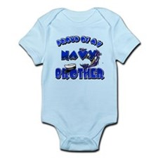Proud of my Navy Dad Infant Bodysuit