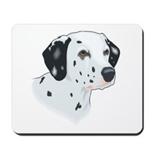 Dalmatian Pup Mousepad