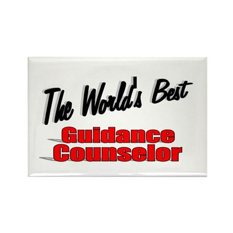""" The World's Best Guidance Counselor"" Rectangle M"