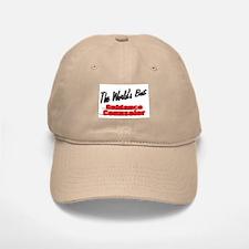 """ The World's Best Guidance Counselor"" Baseball Baseball Cap"