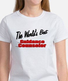 """ The World's Best Guidance Counselor"" Tee"