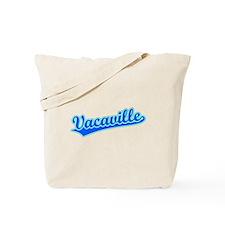 Retro Vacaville (Blue) Tote Bag