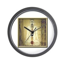 Chakras system Wall Clock