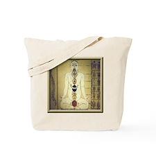 Chakras system Tote Bag