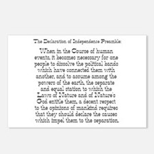 Preamble to Declaration  Postcards (Package of 8)