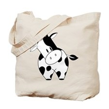 Cute Udder Tote Bag