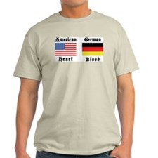 American German T-Shirt
