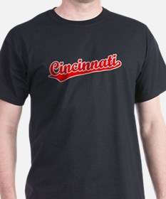 Retro Cincinnati (Red) T-Shirt