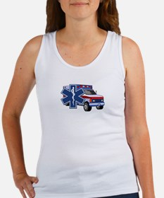 EMS Ambulance Women's Tank Top