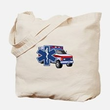 EMS Ambulance Tote Bag