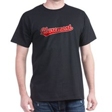 Retro Claremont (Red) T-Shirt