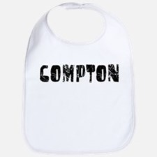 Compton Faded (Black) Bib
