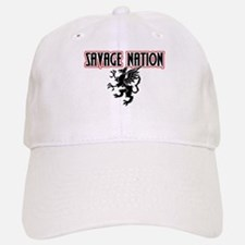 Savage Nation - Heraldry Desi Baseball Baseball Cap