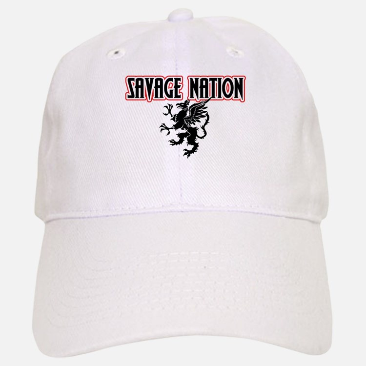 Savage Nation - Heraldry Desi Baseball Baseball Cap